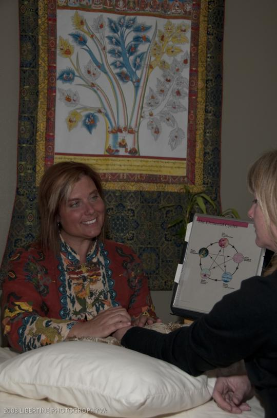 Jeanette Campbell & Kim McMaster, Acupuncture, Cottonwood, AZ